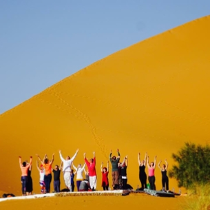 Yoga In Merzouga Desert - Youga Morocco - Merzouga activities