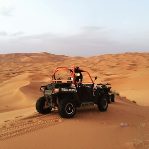Buggy Excursion in Merzouga - Adventure desert ride
